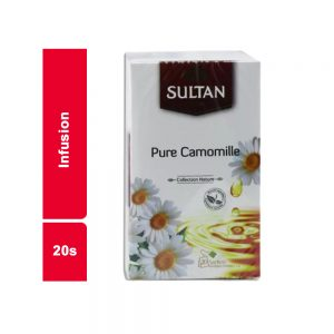 INFUSIONS NATURE PURE SULTAN PAQUET 20 SACHETS