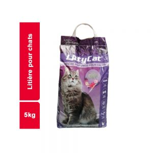 LITIERE ANTI-BACTERIES  LITTYCAT SAC 5 KG