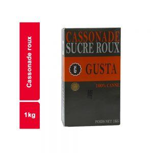 CASSONADE GUSTA PAQUET 1 KG