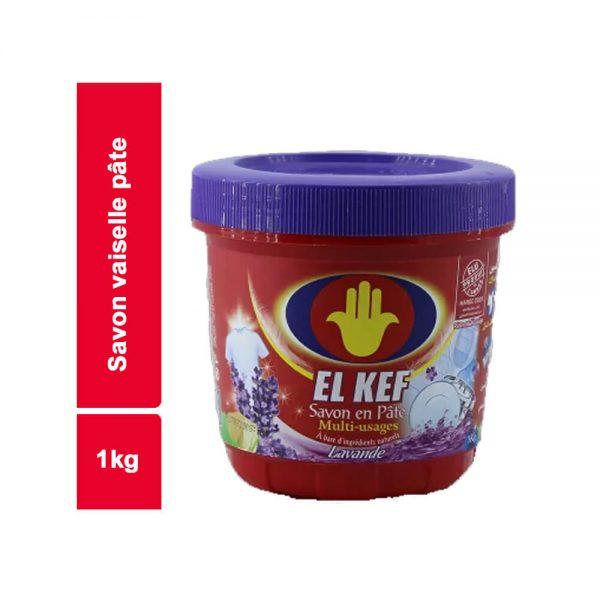 SAVON VAISELLE EN PATE EL KEF BOITE 1 KG
