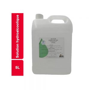 SOLUTION HYDROALCOOLIQUE NECTAROME BIDON 5 L