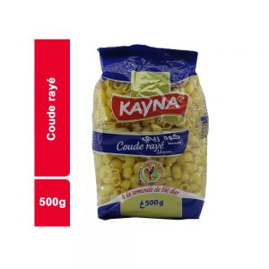 P?TES COQUILLETTES MOYENNES KAYNA SACHET 500 GR