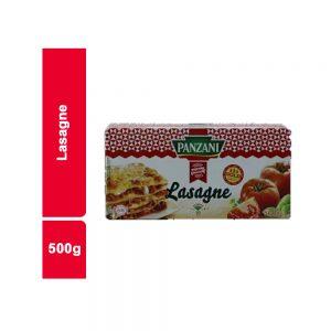 LASAGNE PANZANI PAQUET 500 GR