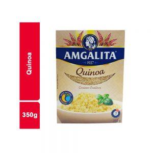 QUINOA BLANC AMGALITA PAQUET 350 GR