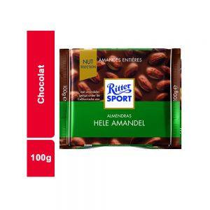 CHOCOLAT RITTER PIECE  100 GR