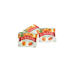 CONFITURE ABRICOT  EL BARAKA 24GR CARTON 224 PORTIONS