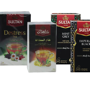 PACK INFUSION SULTAN -50% SUR IMPERIAL PLACK