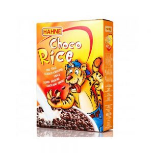CEREALES CHOCO RICE HAHNE PAQUET  375 GR