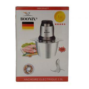BOONIX HACHOIRE ELECTRIQUE 2 L